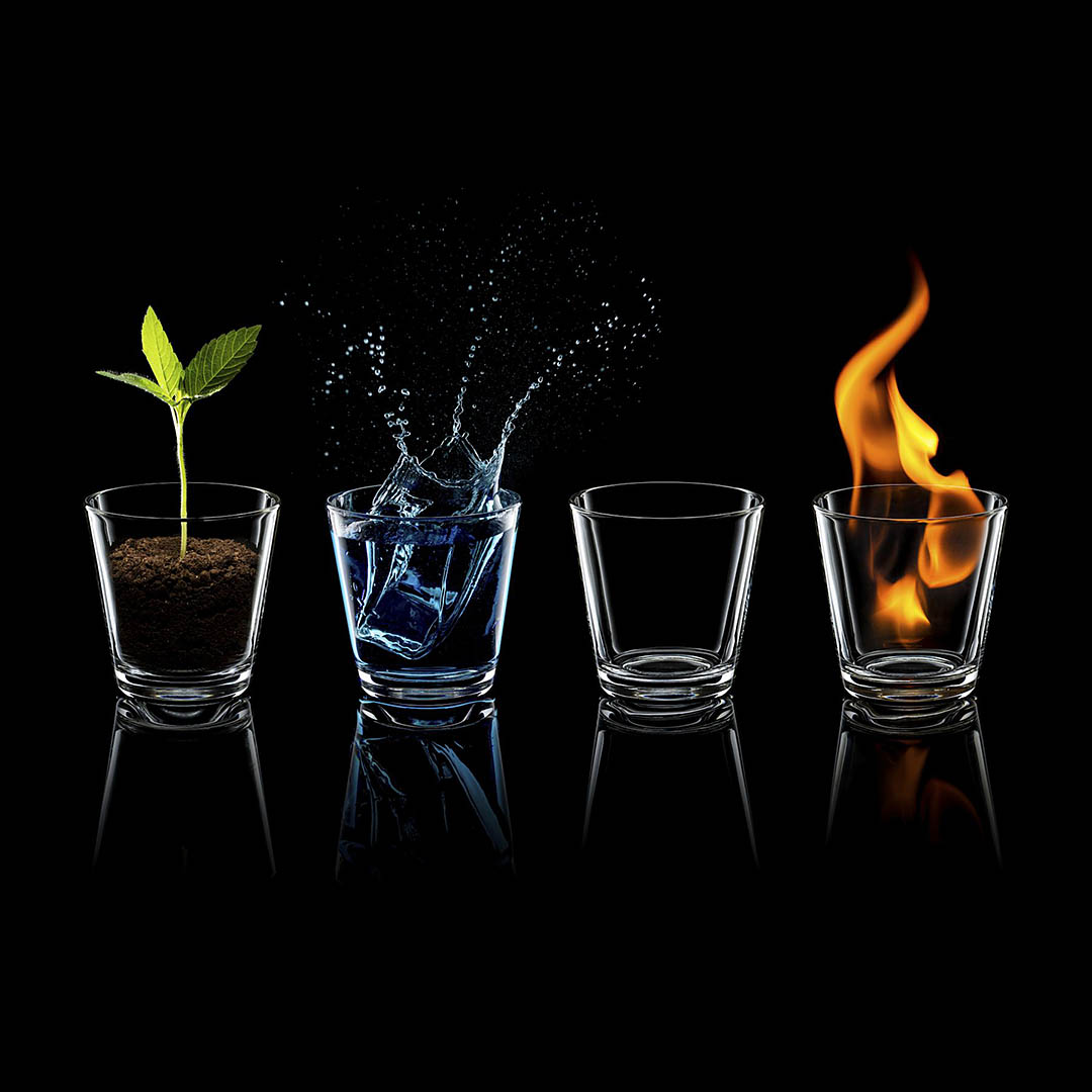 The Four Elements Humoral-diagnosis-traditional Medical Astrology